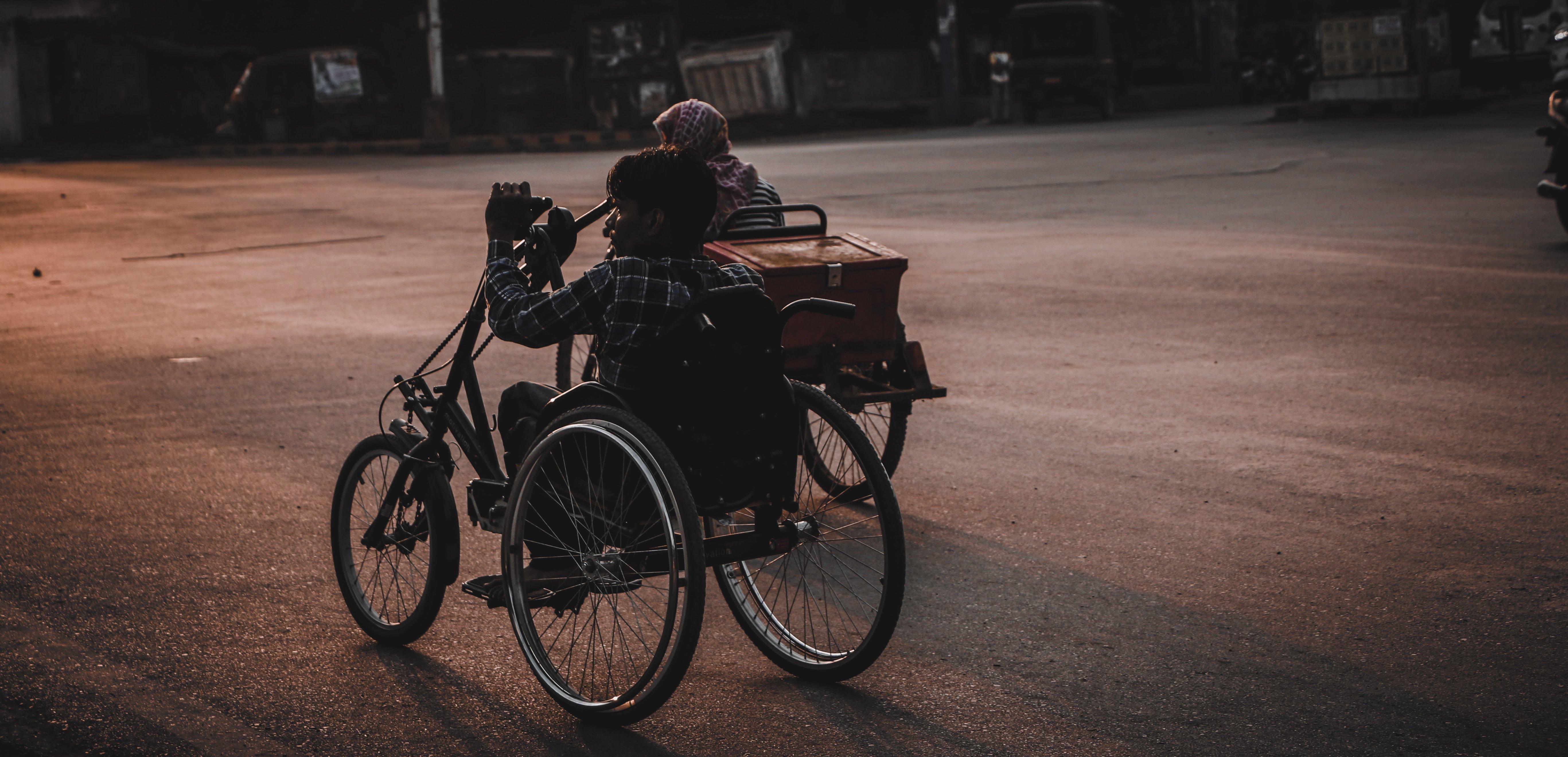 Startuo Scewo revolutioniert den Rollstuhl wie wir ihn kannten.