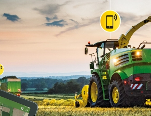 Agriculture: Market leader John Deere cooperates with startups